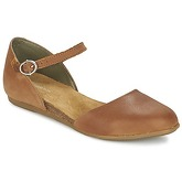 El Naturalista  STELLA  women's Shoes (Pumps / Ballerinas) in Brown