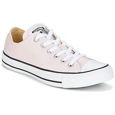 Converse  Chuck Taylor All Star Ox Seasonal Colors  women's Shoes (Trainers) in Pink