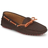 Etro  MOCASSIN 3705  women's Boat Shoes in Brown