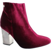 Xti  30620  women's Low Ankle Boots in Red