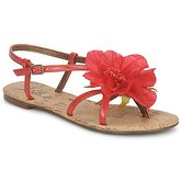 Blink  VALE  women's Sandals in Red
