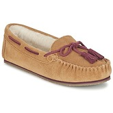 Clarks  Eskimo Kiki  women's Loafers / Casual Shoes in Brown