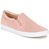Clarks  GLOVE PUPPET  women's Shoes (Trainers) in Pink