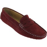 Fyfo  2828  women's Loafers / Casual Shoes in Red