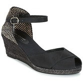 Elizabeth Stuart  TRENTO  women's Espadrilles / Casual Shoes in Black