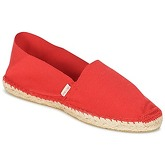 Pare Gabia  VP UNIE  women's Espadrilles / Casual Shoes in Red