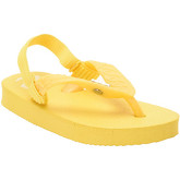 Zonkepai   Sunshine  Flip-flops SOLEIL Yellow Kid Spring/Summer Collection  women's Flip flops / Sandals (Shoes) in Yellow