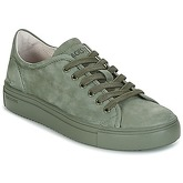 Blackstone  PL78  women's Shoes (Trainers) in Green