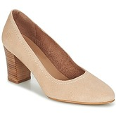 Casual Attitude  IMOUB  women's Court Shoes in Beige