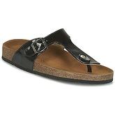 LPB Woman  ZELDA  women's Mules / Casual Shoes in Black