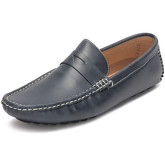 Reservoir Shoes  Slip on loafers M10111TS LINO Navy blue Man Perm  men's Loafers / Casual Shoes in Blue