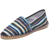 Reservoir Shoes  Printed espadrilles ESPA SW3 Navy Multi Navy blue / Multicolor  men's Espadrilles / Casual Shoes in Blue