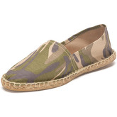 Reservoir Shoes  Printed espadrilles ESPA Cam1 Beige Beige Unisex Perm  men's Espadrilles / Casual Shoes in Beige