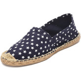 Reservoir Shoes  Printed espadrilles ESPA Stars Navy blue Unisex Perm  men's Espadrilles / Casual Shoes in Blue