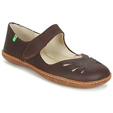 El Naturalista  EL VIAJERO  women's Shoes (Pumps / Ballerinas) in Brown