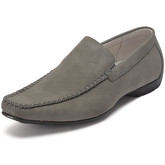 Reservoir Shoes  Slip on loafers H9181-E ROSHI Grey Man Perm  men's Loafers / Casual Shoes in Grey