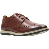 Clarks  Glaston Wing Mens Brogues  men's Casual Shoes in Brown