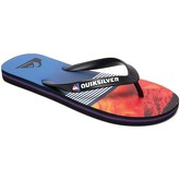 Quiksilver  Molokai Lava Division - Chanclas AQYL100563  men's Flip flops / Sandals (Shoes) in Multicolour