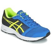 Asics  PATRIOT 8  men's Running Trainers in Blue