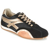 Bunker  LEMANS  men's Shoes (Trainers) in Black