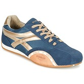 Bunker  LEMANS  men's Shoes (Trainers) in Blue