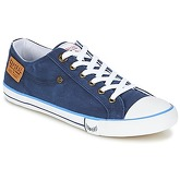 Kaporal  ICARE  men's Shoes (Trainers) in Blue