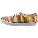 Vans  Authentic  men's Shoes (Trainers) in Yellow