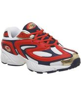Fila Buzzard FIERY RED WHITE