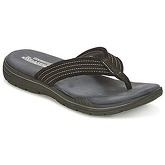 Skechers  EVENTED  men's Flip flops / Sandals (Shoes) in Black