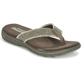 Skechers  EVENTED  men's Flip flops / Sandals (Shoes) in Brown