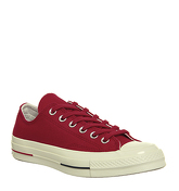 Converse All Star Ox 70 S GYM RED NAVY