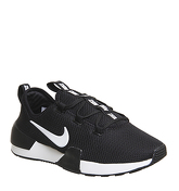 Nike Ashin BLACK WHITE