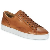 Barker  AXEL  men's Shoes (Trainers) in Brown