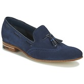 Barker  RAY  men's Loafers / Casual Shoes in Blue