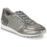 Dockers by Gerli  JOUVELLIA  women's Shoes (Trainers) in Silver