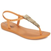 Ipanema  CHARM V SAND  women's Sandals in Yellow