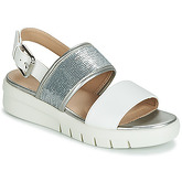 Geox  WIMBLEY SAND  women's Sandals in White