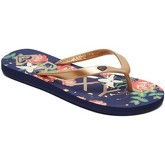 Roxy  Tahiti para mujer  women's Flip flops / Sandals (Shoes) in Blue