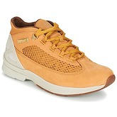 Timberland  KENETIC FABRIC / LEATHER  men's Shoes (Trainers) in Yellow
