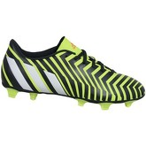 adidas  Predito Instinct FG  men's Shoes (Trainers) in Yellow