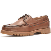Reservoir Shoes  Boat shoe ERIC Brown Man Perm  men's Loafers / Casual Shoes in Brown
