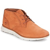 Timberland  FRANKLIN PRK CHUKKA  men's Mid Boots in Brown