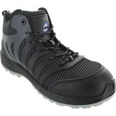 Lambretta  DB003  men's Safety Boots in Black