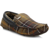 Barbour  Mens Check Monty Classic Slippers  men's Slippers in Multicolour