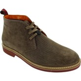 Ambitious  6356  men's Mid Boots in Brown