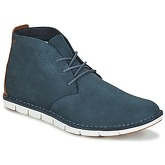 Timberland  TIDELANDS DESERT BOOT  men's Mid Boots in Blue