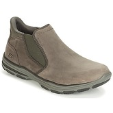 Skechers  GARTON  men's Mid Boots in Brown