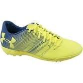 Under Armour  Spotlight IN JR  men's Shoes (Trainers) in Yellow