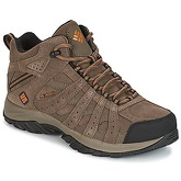 Columbia  CANYON POINT MID LEATHER OMNI TECH  men's Walking Boots in Brown