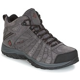 Columbia  CANYON POINT MID LEATHER OMNI TECH  men's Walking Boots in Grey